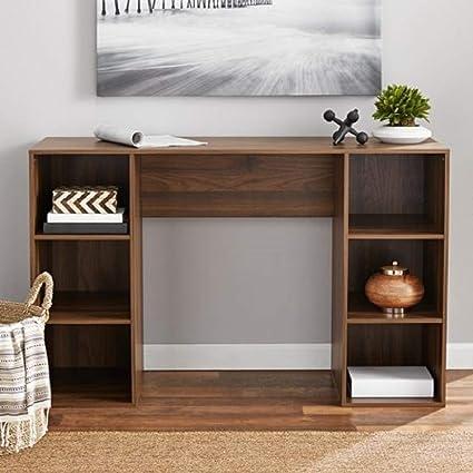 Mainstays Student Desk   Home Office Bedroom Furniture Indoor Desk   Easy  Glide Accessory Drawer (