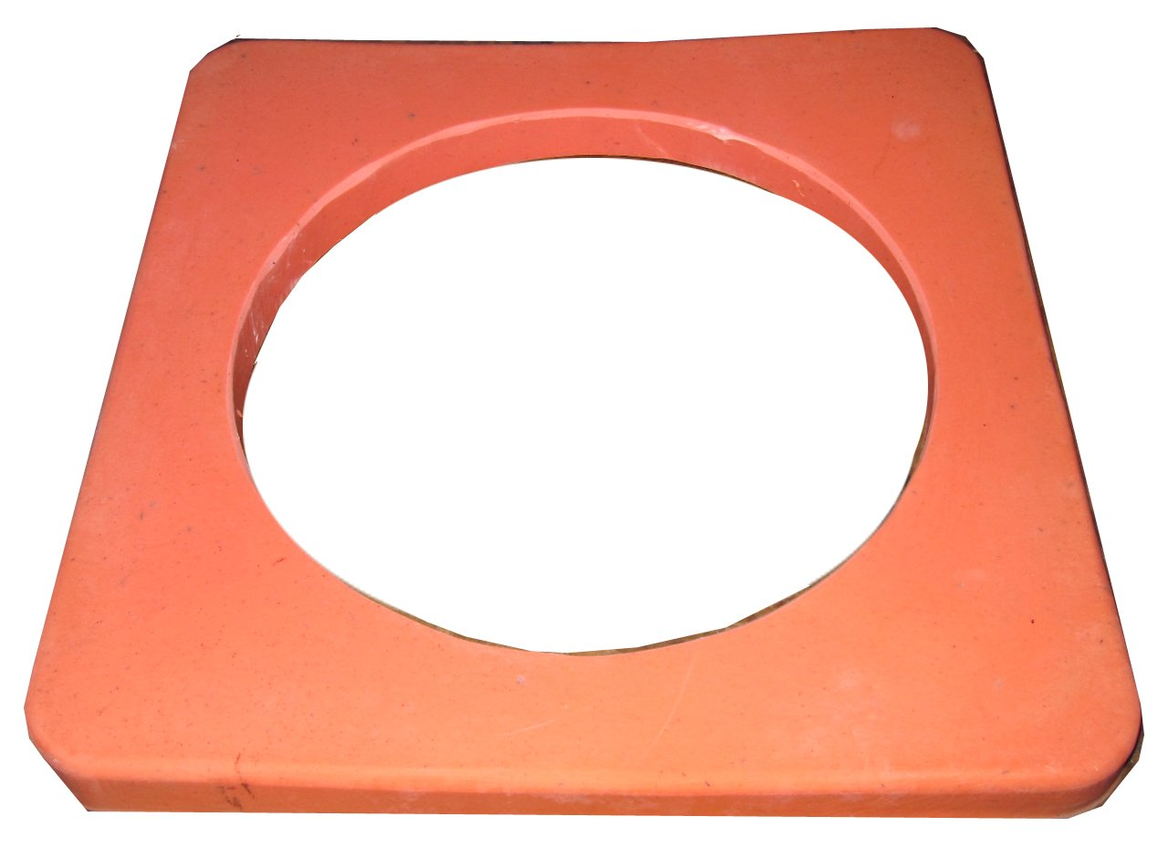 Work Area Protection CW-1 Polyvinyl Chloride Traffic Cone Stabilizer, For 28'' and 36'' Cones