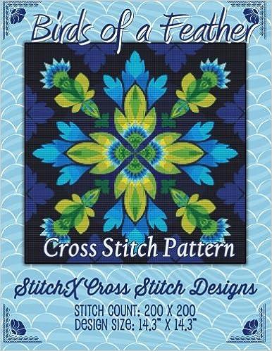 Birds of a Feather Cross Stitch Pattern