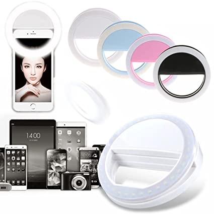 Selfie Portable Led Fill Light Camera Photography For Cell Phone Cell Phones & Accessories