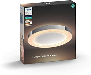 Philips Hue Adore Smart LED Ceiling Bathroom Light