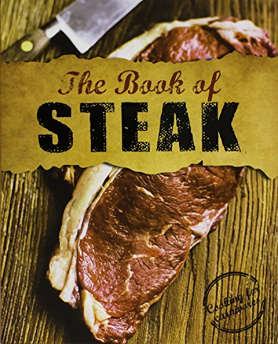 The Book of Steak by Parragon Books, Love Food Editors