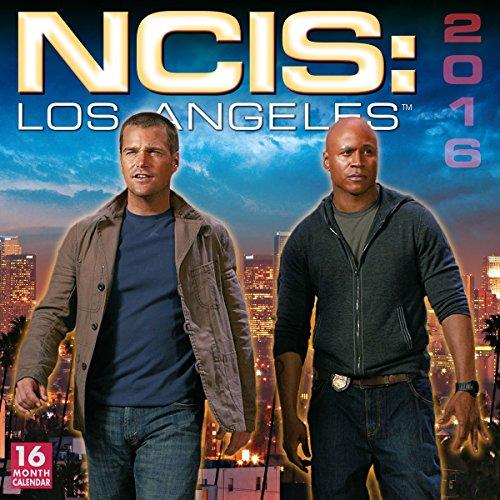 NCIS: Los Angeles 2016 Wall Calendar