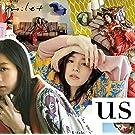 【Amazon.co.jp限定】us (初回生産限定盤) (ジャケットサイズステッカー付)