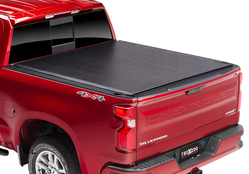fits 15-19 GMC Sierra /& Chevrolet Silverado 2500//3500 66 Bed TruXedo Lo Pro Soft Roll-up Truck Bed Tonneau Cover 572001