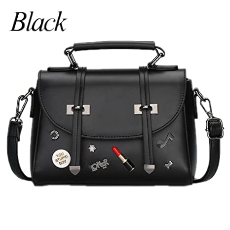 03ccaa76b3 KCNSJ Crossbody Bags For Women Mini Pu Leather Cute Messenger Bags Small  Side Letter Bag Handbags