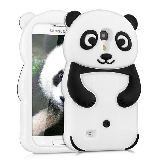 kwmobile Samsung Galaxy S4 Mini Hülle - Handyhülle für Samsung Galaxy S4 Mini - Handy Case Cover Silikon Schutzhülle