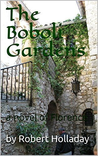 (The Boboli Gardens: a novel of Florence)