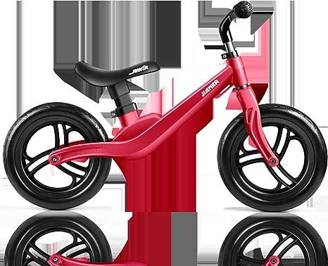 1-1 Bicicleta de Equilibrio, Aleación de magnesio Primera Bicicleta Bicicletas Sin Pedales para