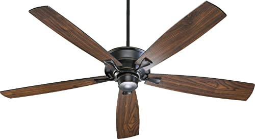 Quorum 42705-95 Ceiling Fan with Light