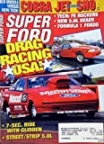Drag Racing USA - July, 1991