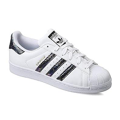 quality design a81a4 ad86b Bambino Superstar Bianco Scarpe Da Adidas 36 Metallic 2 Ginnastica 7vpwOdq
