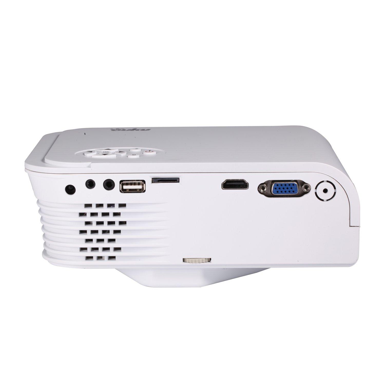 Ouku Mini HD 1080P LCD SVGA (800 x 600) S320 lámpara de tecnología ...
