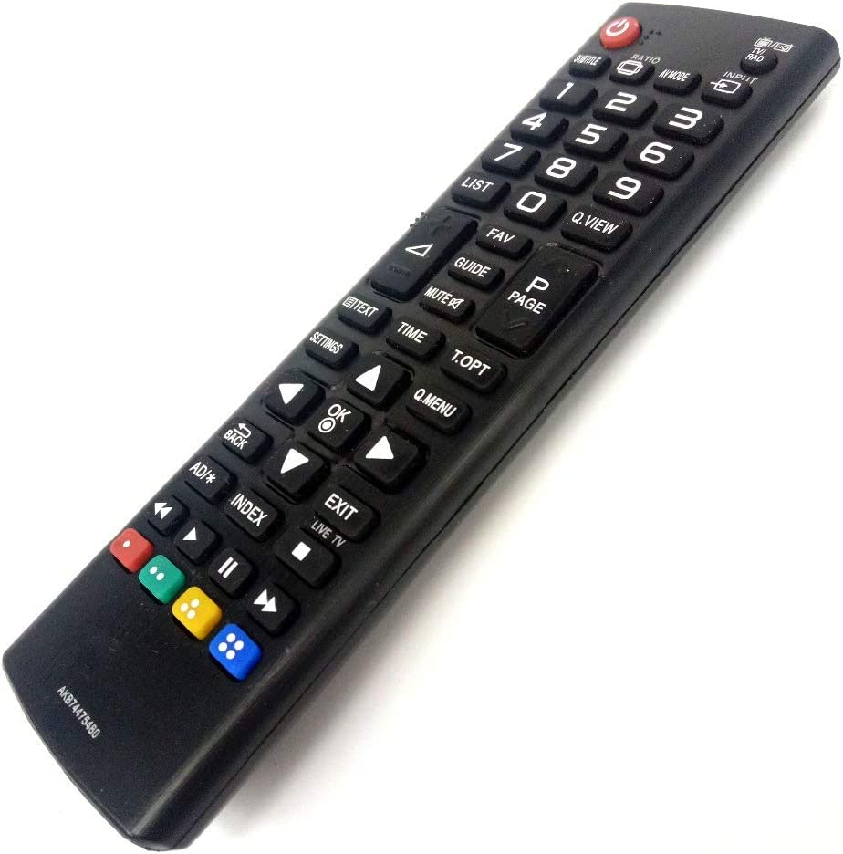 Corolado Remote Control, New Remote Control for LG AKB74475480 Replace The AKB73715603 AKB73715679 AKB73715622 LED TV Fernbedienung 10pcs//lot