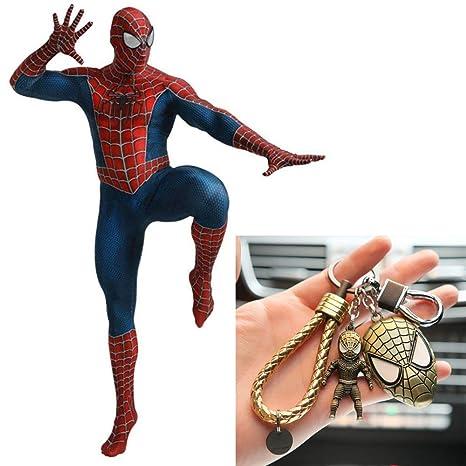 WERTYUH Toby Spiderman Disfraz Medias De Fiesta Disfraz De ...