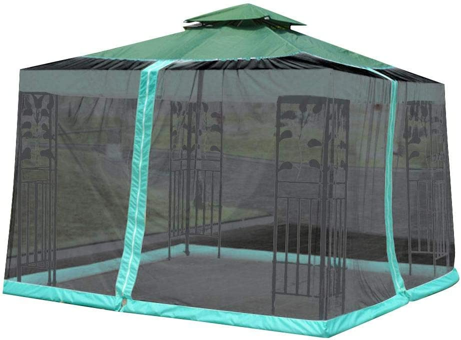 Prosaice Canopy Net Tent,Easy Setup Screen House Camping Canopy Shade Tent for Outdoor Patios