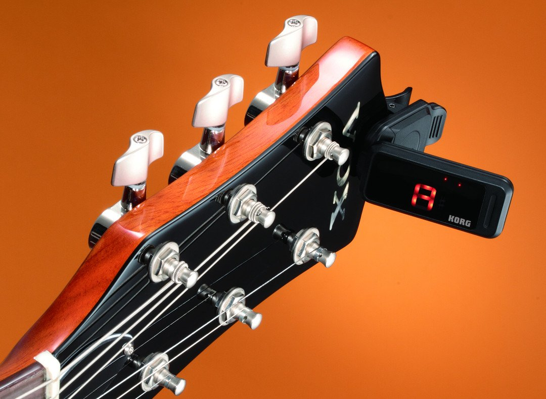 Korg PC1 PITCHCLIP Low-Profile Clip-On Tuner by Korg (Image #6)