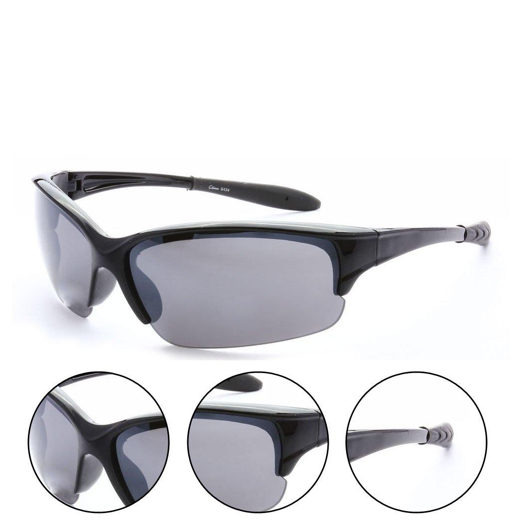 MLC Eyewear Half Framed Outdoors Sports Sunglasses UV400