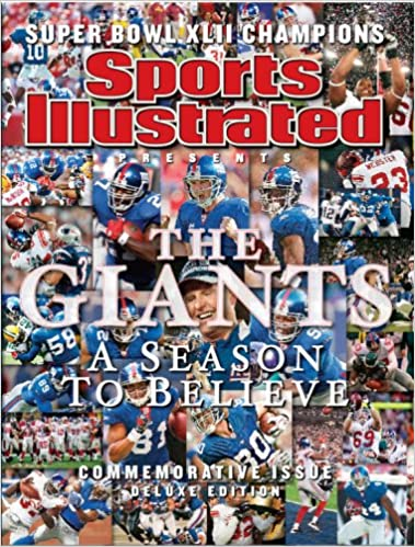 7b9a5c5f Sports Illustrated Presents The Giants: A Season to Belive ...