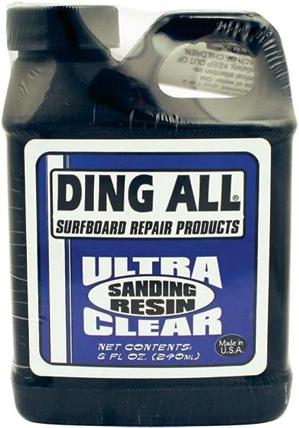 Sanding Resin Ding All 1//2 pt