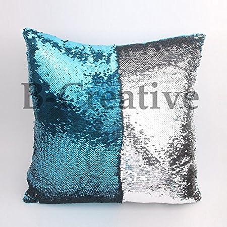 DIY Reversible 16 Mermaid Pillow Case