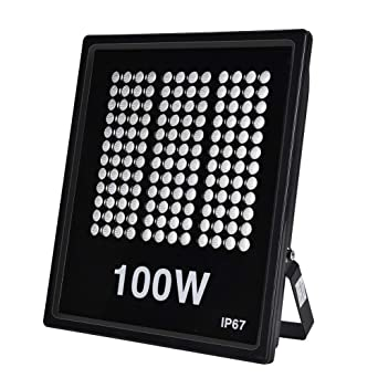 luz de seguridad Floodlight focos led exterior, Diversos tipos de ...