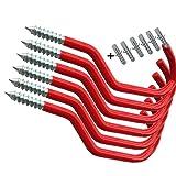 AIYoo Bike Hooks Heavy Duty Bicycle Storage Hooks