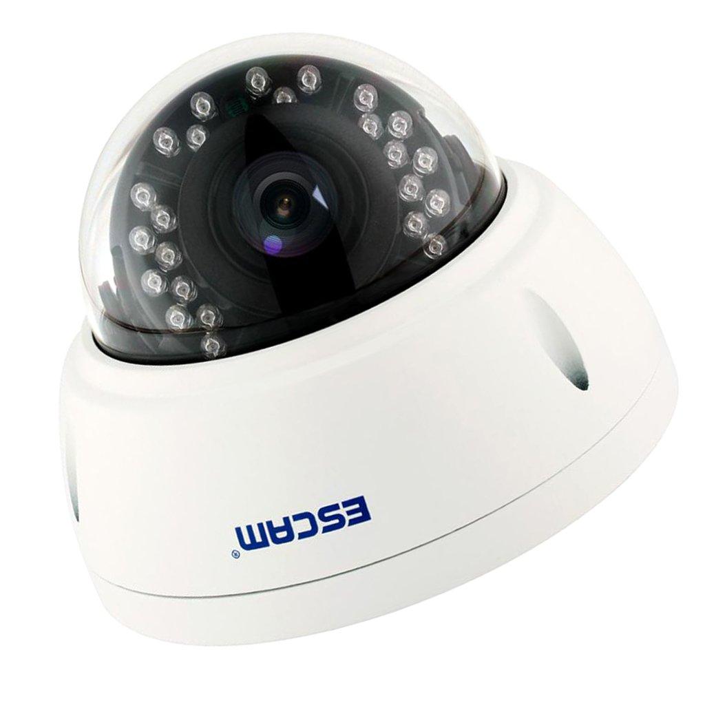 IPOTCH ドーム QD420 4 メガピクセル HD 屋外 防水ハット  監視 ネットワーク カメラ B077P7GC6P