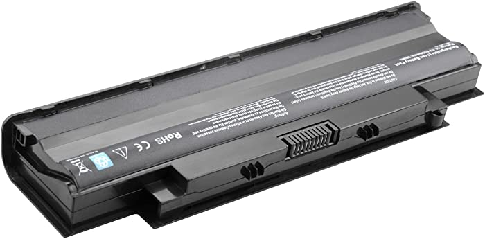 Replacement Battery Compatible with Dell Inspiron N5010 N5030 N5040 N5050 N7010 N7110 N4010 N4110 M5030 M5010 M5110 3520, Vostro 3450 3550 3750