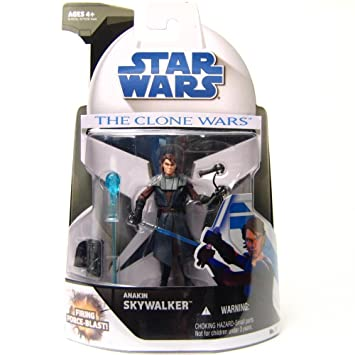 Star Wars The Clone Wars Anakin Skywalker Action Figure ...