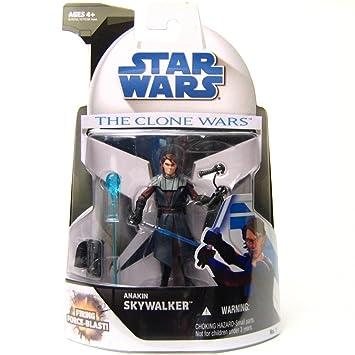 Star Wars The Clone Wars Anakin Skywalker Action Figure ...