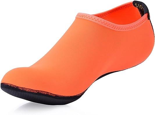 Water Shoes, Mens Womens Anti Slip Aqua