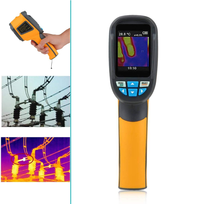 Präzisions-Protable Wärmebildkamera Infrarot-Wärmebildkamera HT-02