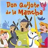 Don Quijote de la Mancha (Clásicos para niños): Amazon.es