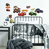 RoomMates Disney Pixar Cars Piston Cup Champs Peel and Stick Wall Decals