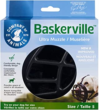 The Company of Animals Baskerville Ultra Muzzle