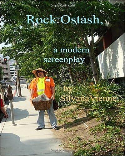 Book Rock Ostash: A Modern Screenplay.