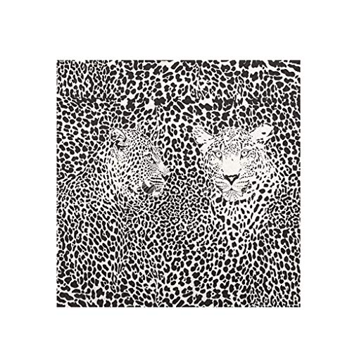 RXIN Animal Leopard Pattern Printed Paper Napkins Disposable Napkin Portable Must Needde Wedding Party Table Decoration by RXIN (Image #2)