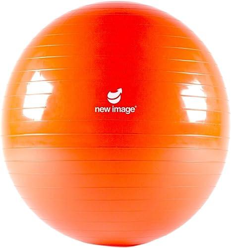 New Image - Pelota de entrenamiento de 65 cm con bomba, balón ...