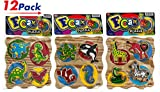 2GoodShop Foam Animal Puzzle (Pack of 12) by Kids Puzzle Educational Toys | Item #2201-12