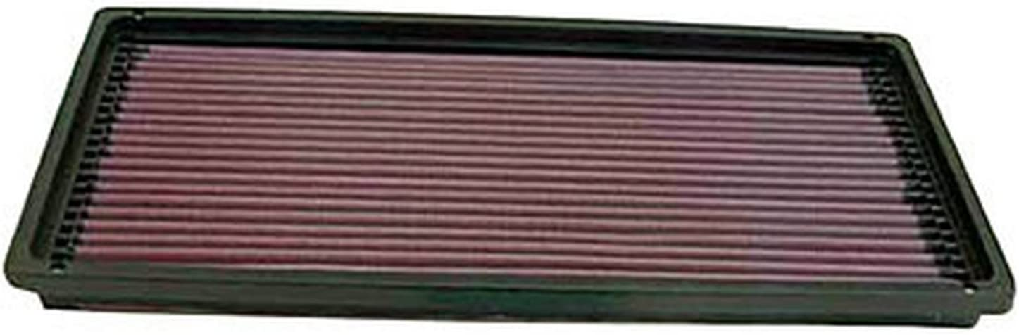 K N Luftfilter Wrangler Ii Tj 4 0i Bj 8 1996 2 2007 Auto