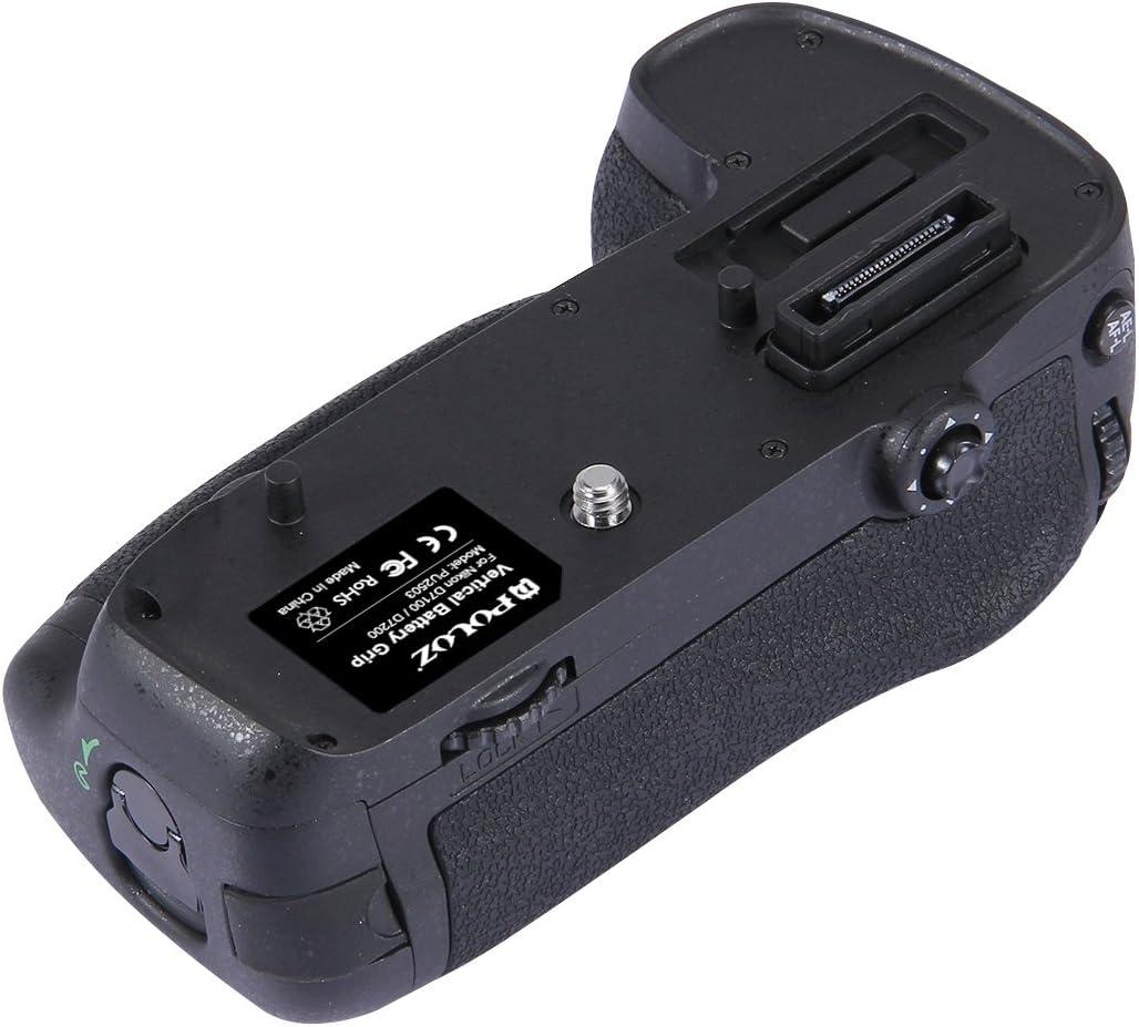 D7200 Digital SLR Camera Battery Grip Replacement Camera Vertical Camera Battery Grip for Nikon D7100
