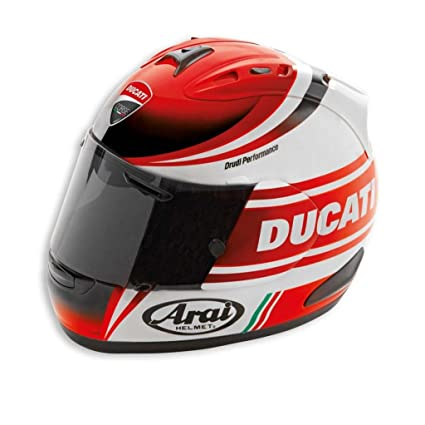 Amazon Com Ducati 981027985 Racing Stripe Helmet Large Automotive