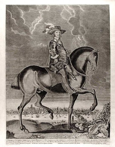 (Oliver Cromwell) Olivarius Cromwell by