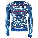 Glasgow Rangers Fußball Weihnachtspullover