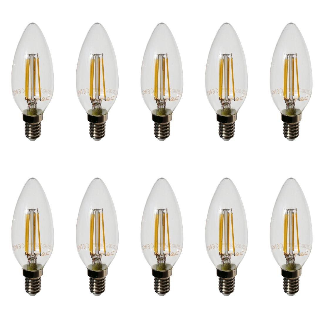 Acquisto quotidiano risparmio energetico le migliori for Lampadine a filamento led