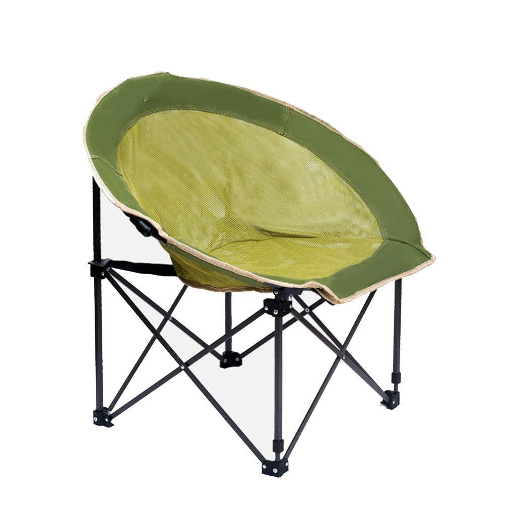 ShJttt-chair or stool Sedia Pieghevole da Campeggio Sedia Moon Sedia da Divano Girevole reclinabile Radar (37  44  79cm)