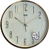 Ajanta Fancy Wall Clock(White,Silent Movement)