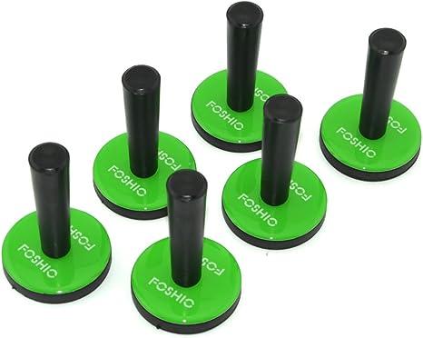 Noir Voitures Emballage et Crafts Magnet Holder Gebildet 8pcs Super Fort V/éhicule Gripper Aimants pour Vinyle Graphique