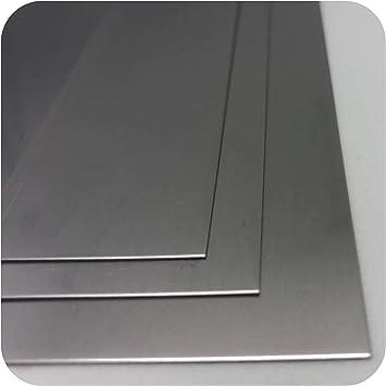 Edelstahlblech 1.5mm V2A 1.4301 Platten Bleche Zuschnitt 700x800mm